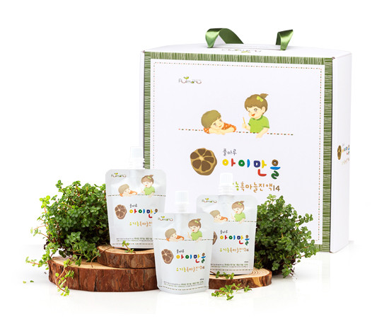 Pulmaru Imaneul Organic Black Garlic Extract14 30 Pack